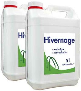 Hivernage Extra piscine<br>OCEDIS ® pack 2 x 5L