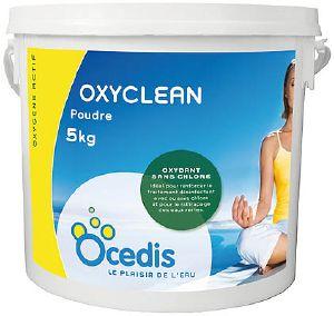 Renfort de désinfection en piscine - Oxyclean<br>OCEDIS ® Seau 5kg
