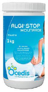 Anti algue mousses et moisissures piscine carrele - Anti algue moutarde ...